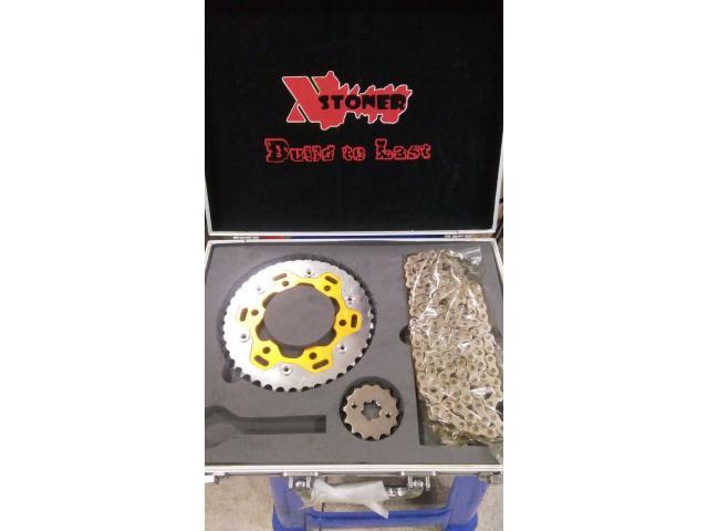 Vixion Gear Set Variasi