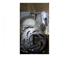 Gear Set Scorpio