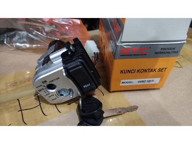 Vario 125 Techno Kunci Kontak Set Merk RTC