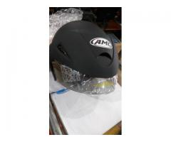 Helm Motor SNI Hitam Doff / Mengkilat