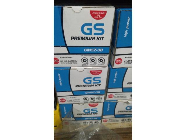 Aki GS Premium Kit