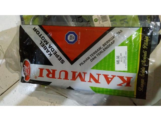 Kabel Gas Revo ABS